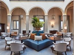 Le Cloister Bar du Belmond Villa San Michele en Italie