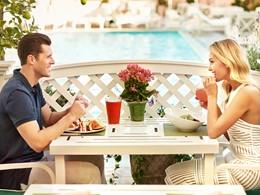 Repas gastronomique dans un cadre somptueux au Beverly Hills