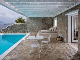 La piscine de la Bill & Coo Suite