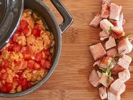 Cuisine méditerranéenne créative