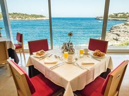 Restaurant Ran de Mar du Blau Privilege PortoPetro