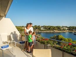 Chambre Famille du Blau Privilege PortoPetro à Majorque