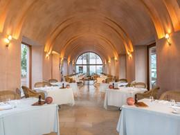 Le restaurant Flame du Blue Palace situé en Crète