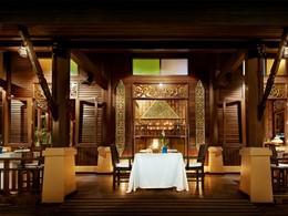 Restaurant Sala Thai du Bo Phut Resort & Spa situé en Thailande