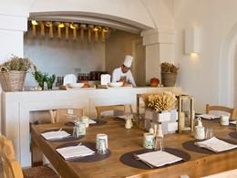 Le restaurant Trattoria Mia Cucina