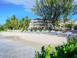 La plage du Bougainvillea Barbados