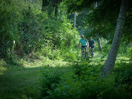 Randoné à vélo depuis l'hôtel Bougainvillea Retreat