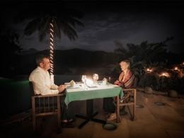 Dîner romantique au Bougainvillea Retreat à Kandy
