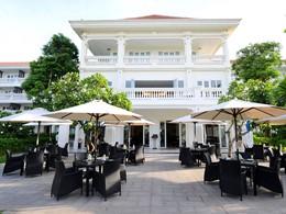 Le Café de l'hôtel Boutique Hoi An au Vietnam