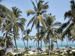 L'hôtel est situé sur l'une des plus belles plages de Zanzibar