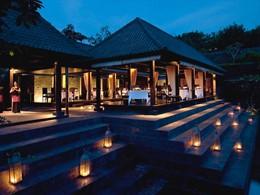 Il Ristorante de l'hôtel Bulgari Resort