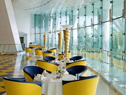 Le restaurant Sahn Eddar