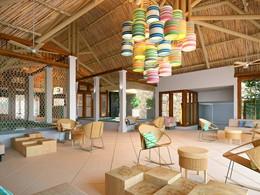 Le lobby de l'hôtel C Mauritius à Palmar