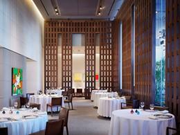 Le restaurant Guy Savoy du Caesars Palace à Las Vegas
