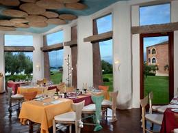 Restaurant Principal de l'hôtel Cala di Volpe