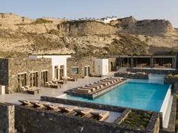 La piscine du Canaves Oia Epitome