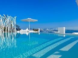 La piscine de la Master Suite