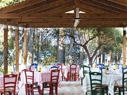 Le restaurant Fili Taverna du Candia Park Village