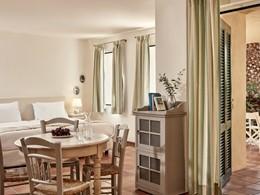 Studio de l'hôtel Candia Park Village en Grèce