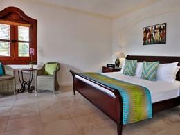 Junior Suite de l'hôtel Cap Maison à Sainte Lucie