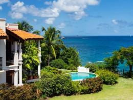 La villa Ocean View avec piscine
