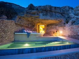 Piscine de la chambre Sentinels du Cap Rocat