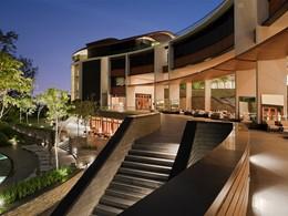 Le Bob's Bar de l'hôtel Capella Singapour