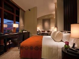 Sentosa Suite de l'hôtel Capella Singapour
