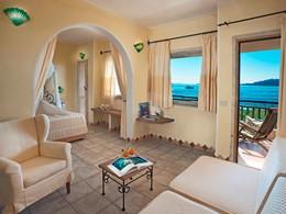 Chambre Deluxe du Capo d'Orso Thalasso & Spa