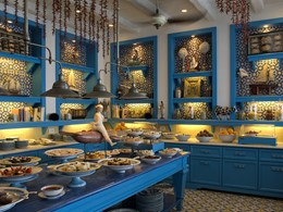 Restaurant Il Riccio de l'hôtel Capri Palace