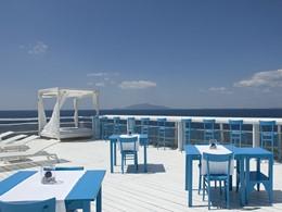 Autre vue du restaurant Il Riccio du Capri Palace