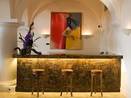 Bar Degli Artisti de l'hôtel Capri Palace à Naples