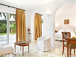 Suite Bungalow Open Plan with Outdoor Jacuzzi®  du Caramel Grecotel