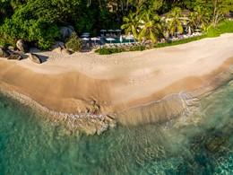 Profitez de la superbe plage de l'hôtel