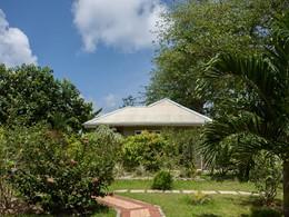 Le Casa de Leela est situé au coeur d'un beau jardin tropical