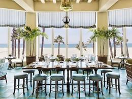Le restaurant Terrazza du Casa Del Mare aux Etats Unis