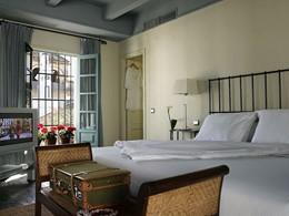 La Chambre Standard de l'hôtel 4 étoiles Casas del Rey à Seville