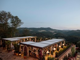 La terrasse du CIP'S By Cipriani