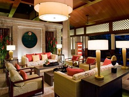 Le lobby du Centara Grand Beach Resort & Villas Krabi
