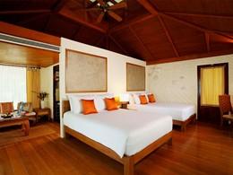 Premium Deluxe Oceanfront Cabana du Centara Tropicana à Koh Chang