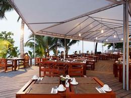 Restaurant Seabreeze du Centara Tropicana en Thailande