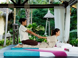 Massage Thai au Centara Koh Chang Tropicana en Thailande