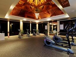 La salle de sport du Centara Koh Chang Tropicana en Thailande