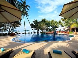 Autre piscine du Centara Koh Chang Tropicana en Thailande