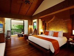 Deluxe Room de l'hôtel Centara Tropicana à Koh Chang