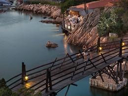Restaurant Il Pescatore du Cervo Costa Smeralda