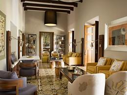 L'Hacienda Bar du Chable Resort & Spa au Mexique