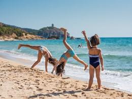 Les enfants profiteront de la plage