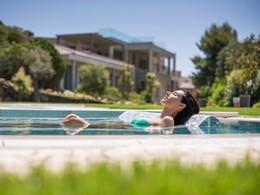 Hydrothérapie au Chia Laguna Resort en Sardaigne