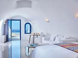 Suite Chromata de l'hôtel Chromata en Grèce